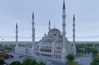 Eski bakan 30 milyon liraya cami yaptırıyor! İçinde neler neler var