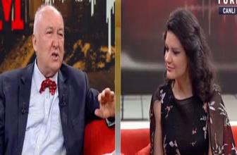 Prof. Ahmet Ercan canlı yayında o insanları aşağıladı