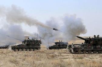 Flaş gelişme! Afrin'e ilk saldırı 30 PKK'lı öldürüldü...