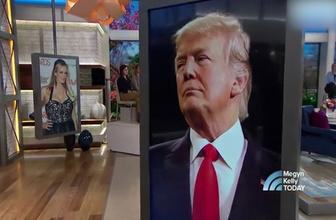 Trump'ın favori kanalı, porno yıldız dosyasını sakladı