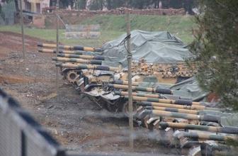 Afrin sınırında neler oluyor duvarlar kaldırıldı