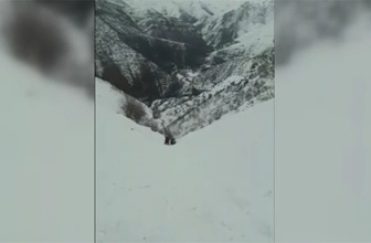 Bitlis'te çığ düştü: 5 şehit, 14 yaralı!