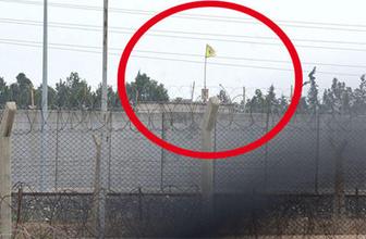 Türkiye'ye ateş açan terörist öldürüldü!
