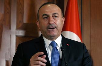 Çavuşoğlu'ndan CHP'li Öztürk'e: Zavallı korkak