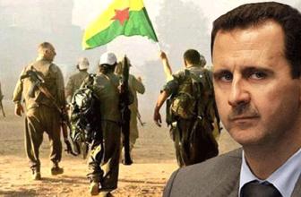 Esed'den şok hamle! TSK'ya karşı Afrin'e gönderdi...