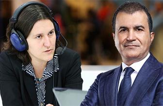 Ömer Çelik'ten Kati Piri'ye PKK tepkisi!