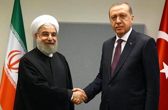 Cumhurbaşkanı Erdoğan'dan İran'la flaş görüşme