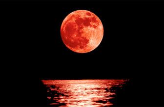 Kanlı Süper ay tutulması nedir 31 Ocak'ta saat kaçta nasıl olacak?