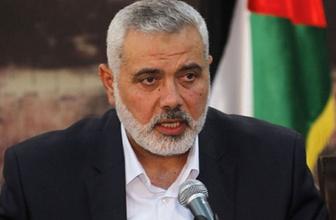 ABD, Hamas Lideri Haniye'yi terör listesine aldı
