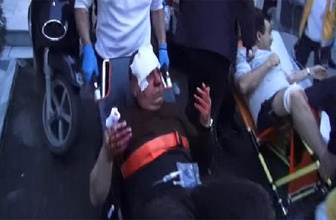 Kadıköy'de silahlı baskın: Emekli polis vuruldu!