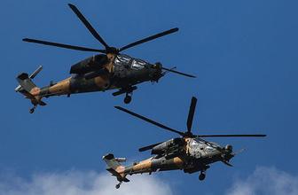 Türk Ordusunun yırtıcı kuşları T129 Ataklar yeni yeteneklere kavuşuyor!