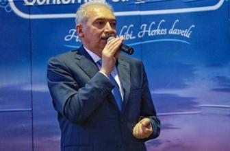 Mevlüt Uysal: İstanbul'da 50 yıl su problemi yaşanmayacak