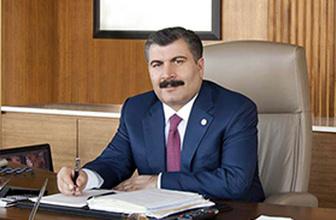 Sağlıkta kısıtlamaya mı gidiliyor Fahrettin Koca'dan açıklama