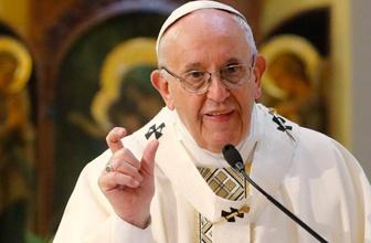 Papa'dan olay yaratacak kürtaj çıkışı!