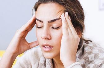 Migren hastası annelerin çocukları daha mutsuz