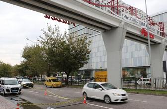 Samsun'da üst geçitten atlayan kişi ağır yaralandı