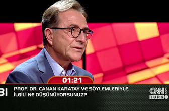 Osman Müftüoğlu'ndan bomba Canan Karatay açıklaması!