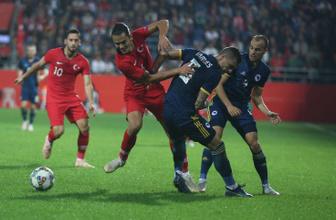 Türkiye Bosna Hersek maçı golleri ve geniş özeti