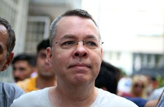 Papaz Brunson serbest mi bomba karar açıklandı! Rahip eşine sarılıp ağladı