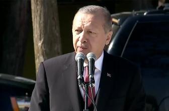 Erdoğan'dan flaş açıklama: Çok yakında darmadağın edeceğiz