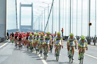 İstanbul, '54. Cumhurbaşkanlığı bisiklet turu finali' için hazır!