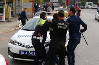 Karabük'te laf atma kavgası: 1 yaralı, 4 gözaltı