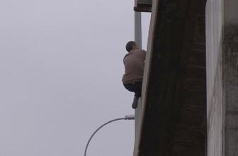 15 Temmuz Şehitler Köprüsü'nde intihar girişimi yoğunluğu