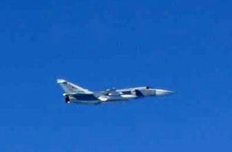 Askeri uçak düştü: 2 pilot hayatını kaybetti!