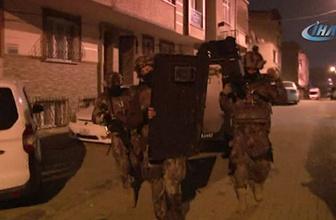 İstanbul'da şafak vakti operasyonu! Çok sayıda gözaltı var