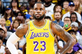 Lakers'a LeBron James yetmedi