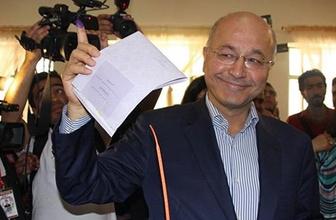 Irak'ın yeni cumhurbaşkanı belli oldu