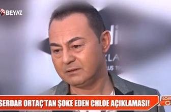 Serdar Ortaç ile Chole Loughnan ayrılacak mı? Çok konuşulacak iddia