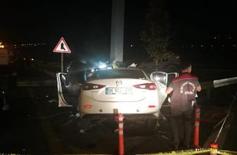 Ankara'daki feci kazada bir aile yok oldu