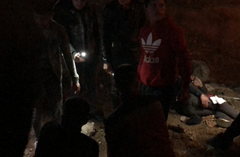 Karaman'da taşlı bıçaklı kavga!  3 yaralı