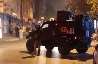 İstanbul'da dergiye şafak operasyonu