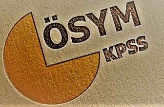 KPSS önlisans sınav yerleri sorgulama TC ile bilgi alma ÖSYM