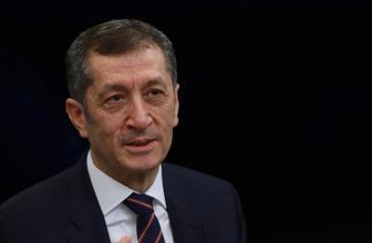 """Milli Eğitim Bakanı Ziya Selçuk """"Ders sayıları azalacak, 20 bin atama yapılacak"""""""