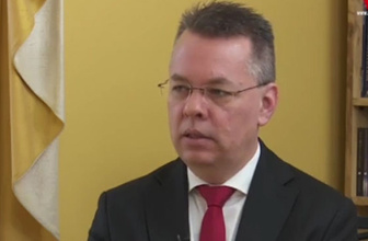 Rahip Brunson: Erdoğan'ın o sözünü duyduğumda çok korktum!