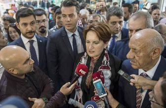 Meral Akşener Erdoğan'a teşekkür etti