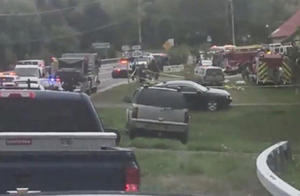 New York'ta korkunç kaza: En az 20 ölü!