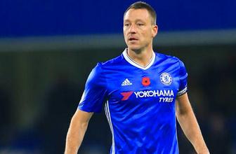 John Terry futbola son noktayı koydu