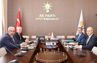 AK Parti MHP ittifak görüşmelerinde son dakika gelişmesi