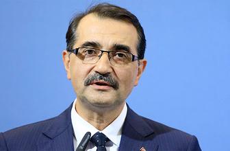 Enerji Bakanı Fatih Dönmez: Bu ay sonunda başlıyor