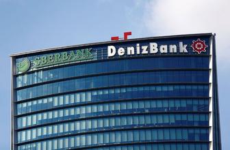 Sberbank duyurdu Denizbank'ın satışı ertelendi!