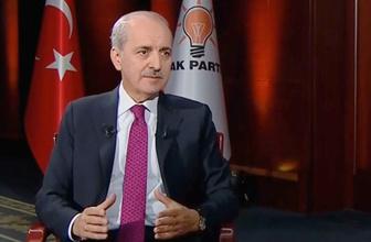 Numan Kurtulmuş'tan İstanbul adaylığı açıklaması
