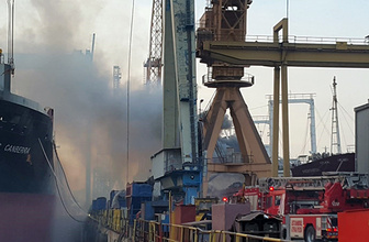 Tuzla'da korkutan yangın: Emniyet açıklama yaptı!