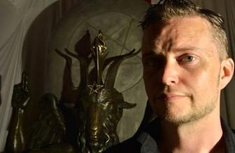 Satanistlerden bir garip dava taptıkları heykelin telifini istediler