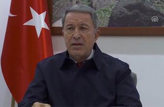 Bakan Akar, Hakkari'deki patlamanın nedenini açıkladı