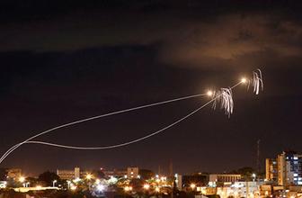 İsrail'den flaş iddia! O füzeler hangi ülke yapımı?