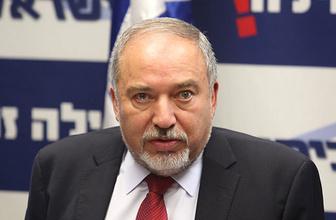İsrail Savunma Bakanı Avigdor Liberman istifa etti